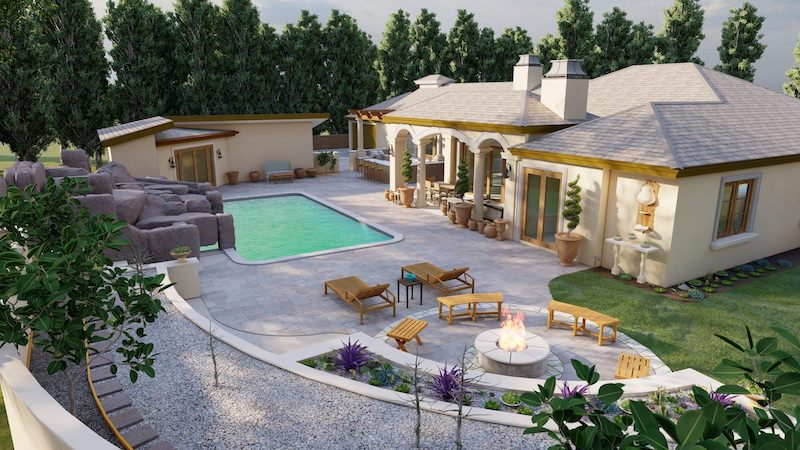 Los Angeles Landscaping Design Company Pacific Outdoor Living